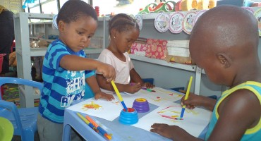 Background to Lesedi's integrated ECD care package