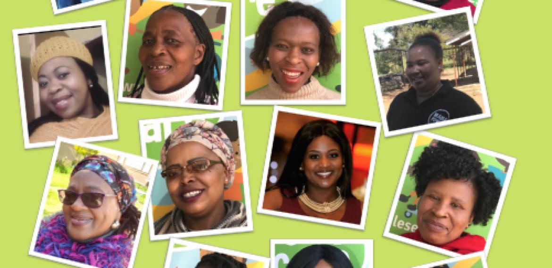 Lesedi Educare Association Celebrating Women's Month August 2019